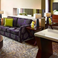 Отель Dusit Thani Dubai интерьер отеля фото 3