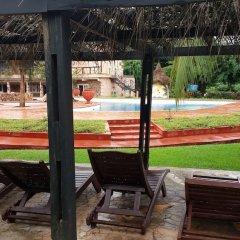 Отель Afrikiko Riverfront Resort фитнесс-зал