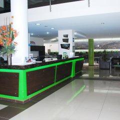 Hotel Acqua Express гостиничный бар