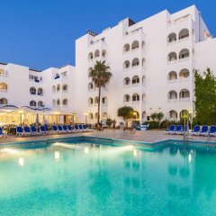 Отель Globales Apartamentos Lord Nelson Эс-Мигхорн-Гран фитнесс-зал