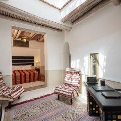 Отель Riad Farnatchi Марокко, Марракеш - отзывы, цены и фото номеров - забронировать отель Riad Farnatchi онлайн комната для гостей фото 2