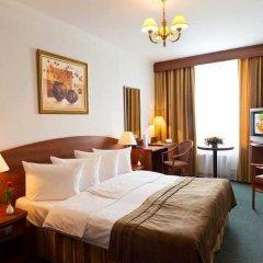 Гостиница Корстон, Москва 4* Стандартный номер с двуспальной кроватью