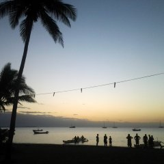 Отель Travellers Beach Resort бассейн фото 2