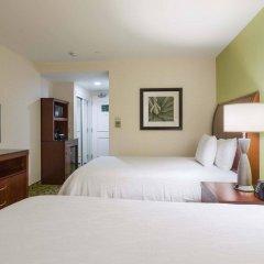 Отель Hilton Garden Inn Queens/JFK Airport США, Нью-Йорк - 1 отзыв об отеле, цены и фото номеров - забронировать отель Hilton Garden Inn Queens/JFK Airport онлайн комната для гостей фото 4