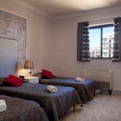 Sliema Marina Hotel комната для гостей