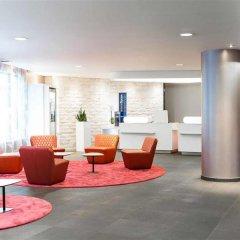 Отель Novotel Brussels City Centre гостиничный бар