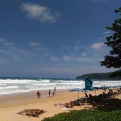 Отель Ramada by Wyndham Phuket Southsea пляж фото 2