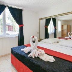 Altinkum Bungalows Турция, Сиде - отзывы, цены и фото номеров - забронировать отель Altinkum Bungalows онлайн комната для гостей фото 2