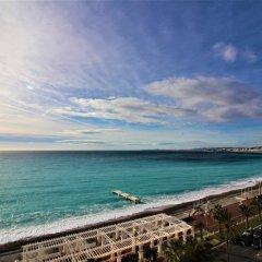 Отель Nice Booking - Royal Luxembourg Piscine Ницца пляж фото 2