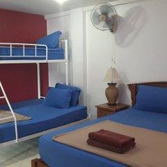 Апартаменты Patong Studio Apartments спа