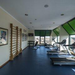 Vila Gale Porto Hotel фитнесс-зал фото 4