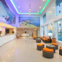Chabana Kamala Hotel Пхукет интерьер отеля