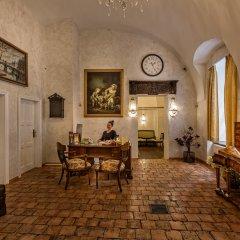 Отель Prague Old Town Residence питание