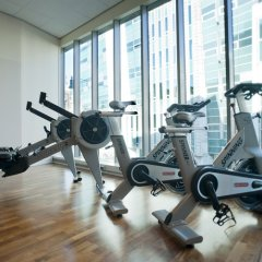 Отель Inntel Centre Амстердам фитнесс-зал фото 2