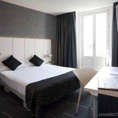 Отель Petit Palace Santa Barbara Мадрид комната для гостей
