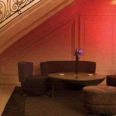 Pershing Hall Hotel интерьер отеля