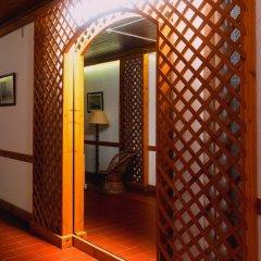 Отель Residencial Casa Do Jardim Понта-Делгада сейф в номере