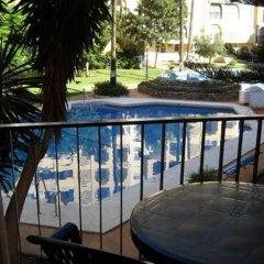 Отель Hostal Jomarijo Испания, Фуэнхирола - отзывы, цены и фото номеров - забронировать отель Hostal Jomarijo онлайн балкон фото 2