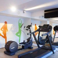 Thon Hotel Brussels City Centre фитнесс-зал