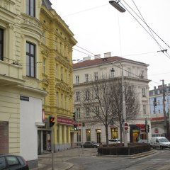 Отель Central Vienna-Living Premium Suite