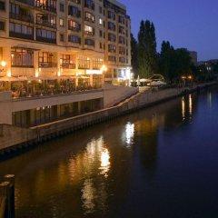 Отель Riverside Royal Hotel Германия, Берлин - отзывы, цены и фото номеров - забронировать отель Riverside Royal Hotel онлайн приотельная территория фото 2