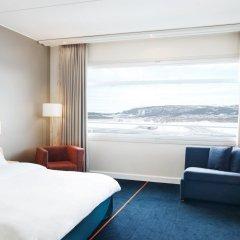Radisson Blu Hotel, Trondheim Airport комната для гостей фото 2