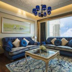 Отель The Reverie Saigon Residential Suites Вьетнам, Хошимин - отзывы, цены и фото номеров - забронировать отель The Reverie Saigon Residential Suites онлайн комната для гостей фото 4