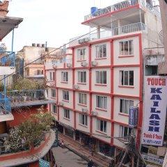 Отель Serenity Непал, Катманду - отзывы, цены и фото номеров - забронировать отель Serenity онлайн балкон