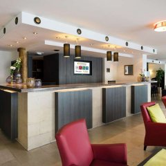 Quality Hotel Antwerpen Centrum Opera интерьер отеля