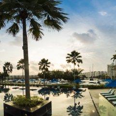 Отель One15 Marina Club Сингапур бассейн фото 4