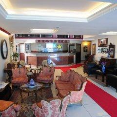 Grand Ata Park Hotel Турция, Фетхие - отзывы, цены и фото номеров - забронировать отель Grand Ata Park Hotel онлайн интерьер отеля