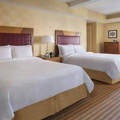Отель New York Marriott East Side США, Нью-Йорк - отзывы, цены и фото номеров - забронировать отель New York Marriott East Side онлайн комната для гостей фото 2