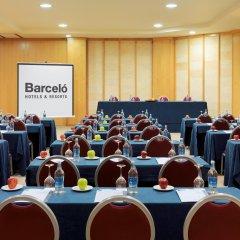 Отель Barcelo Fuerteventura Thalasso Spa Коста-де-Антигва помещение для мероприятий фото 2