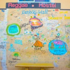 Reggae Hostel Ocho Rios городской автобус