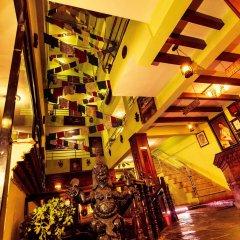 Отель Kathmandu Eco Hotel Непал, Катманду - отзывы, цены и фото номеров - забронировать отель Kathmandu Eco Hotel онлайн интерьер отеля