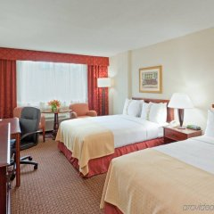 Отель Holiday Inn Washington-Central/White House комната для гостей фото 4