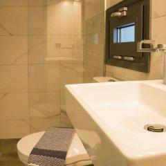 Апартаменты Costa Domus Blue Luxury Apartments ванная фото 2