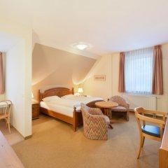 Отель Meinhotel Гамбург комната для гостей фото 2