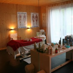 Hotel Stroblerhof питание фото 3