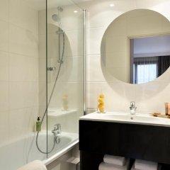 Отель Citadines Trocadéro Paris Франция, Париж - 8 отзывов об отеле, цены и фото номеров - забронировать отель Citadines Trocadéro Paris онлайн ванная фото 2