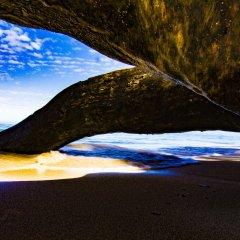 Отель Crusoe's Retreat Фиджи, Вити-Леву - отзывы, цены и фото номеров - забронировать отель Crusoe's Retreat онлайн приотельная территория фото 2