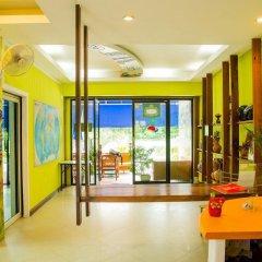 Отель Thai Orange Magic интерьер отеля