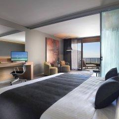 Blue Dolphin Hotel комната для гостей
