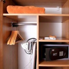 Akcent hotel сейф в номере