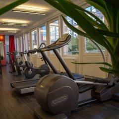 Отель AZIMUT Hotel Munich Германия, Мюнхен - 10 отзывов об отеле, цены и фото номеров - забронировать отель AZIMUT Hotel Munich онлайн фитнесс-зал фото 2