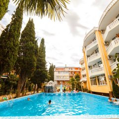Гостиница Грэйс Кипарис бассейн фото 3