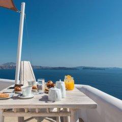 Отель Andronis Luxury Suites питание