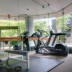 Отель Dunowen Properties Канада, Ванкувер - отзывы, цены и фото номеров - забронировать отель Dunowen Properties онлайн фитнесс-зал фото 2
