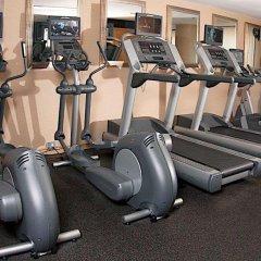 Отель Skyline Hotel США, Нью-Йорк - отзывы, цены и фото номеров - забронировать отель Skyline Hotel онлайн фитнесс-зал фото 4