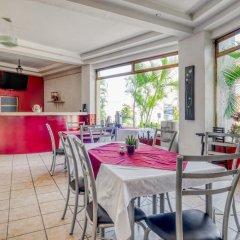Hotel Guadalajara Express гостиничный бар
